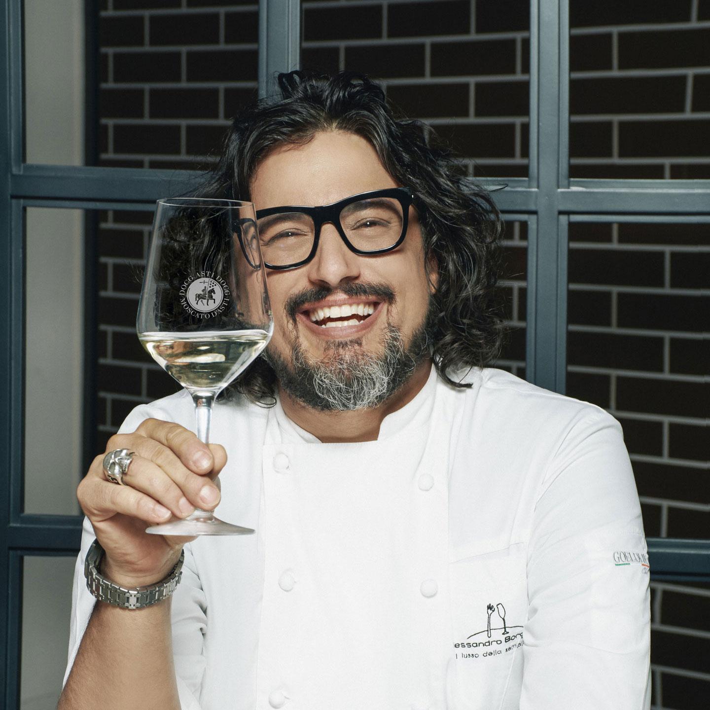 Dal 25 maggio arriva la sesta stagione di Alessandro Borghese Kitchen Sound