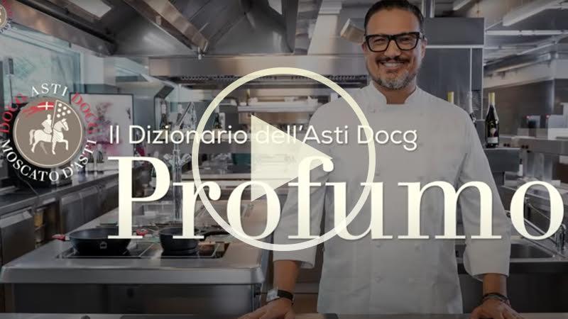 Chef Alessandro Borghese nelle terre dell'ASTI Docg - La degustazione