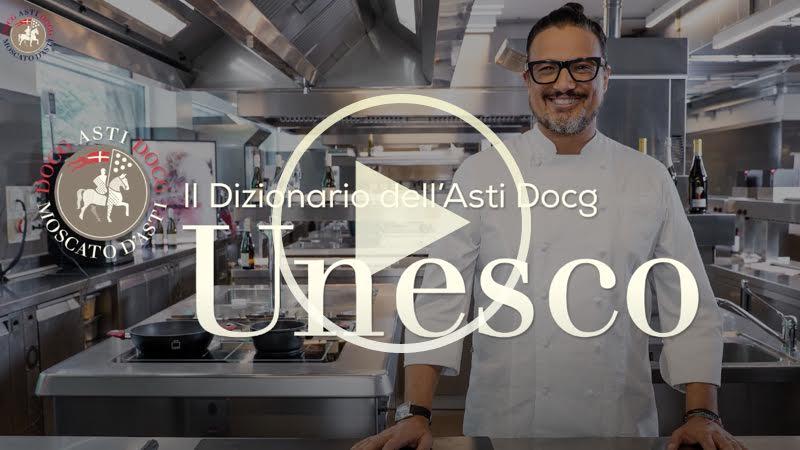 Chef Alessandro Borghese nelle terre dell'ASTI Docg - Unesco