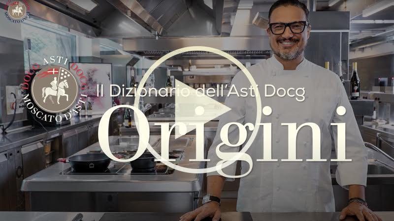 Chef Alessandro Borghese nelle terre dell'ASTI Docg - La ricerca