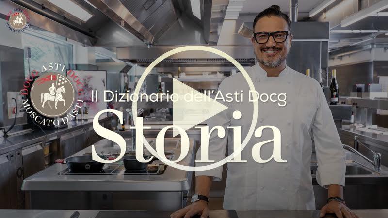 Chef Alessandro Borghese e la storia - La degustazione