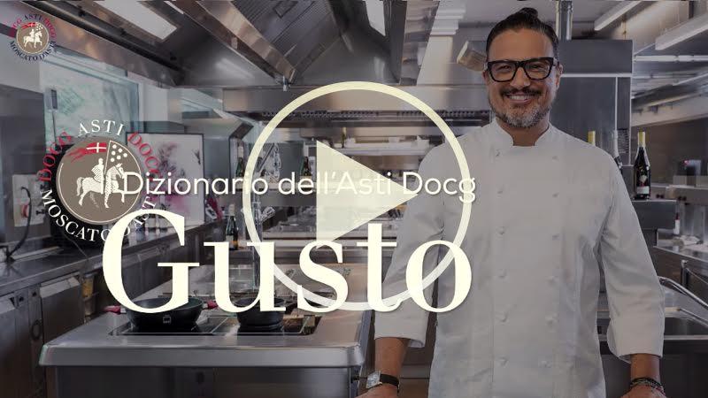 Chef Alessandro Borghese nelle terre dell'ASTI Docg - Gusto